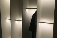 Beleuchtung und Beleuchtungskonzepte für Schränke, Schrankwände, Flur und Räume vom Schreiner in Weilheim, Starnberg oder München