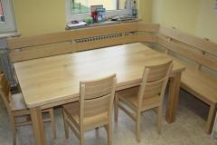 Essecken, Tische und Stühle von der Schreinerei Jobst in Starnberg